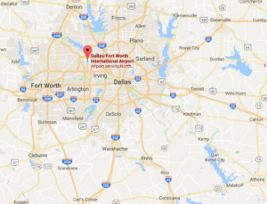 Map – DFW Quest CPR Cles Dfw Metroplex Map on